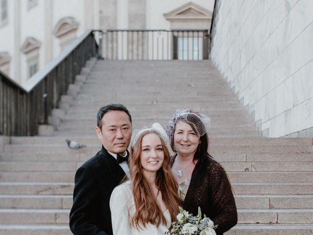 Il matrimonio di George e Antoniette a Milano, Milano 69