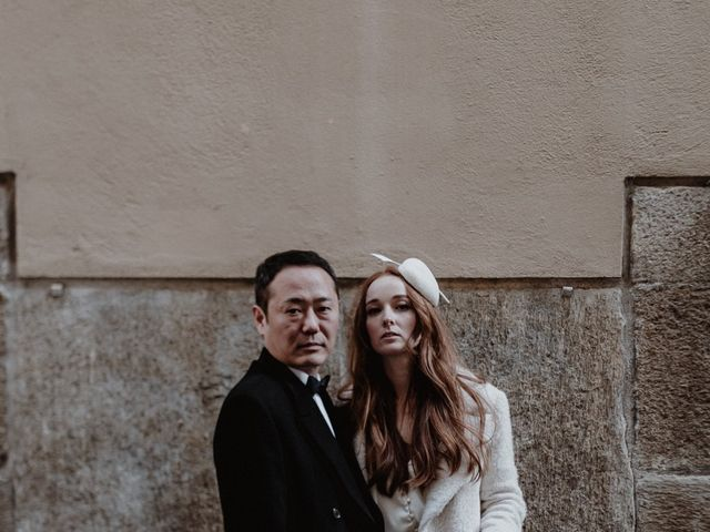 Il matrimonio di George e Antoniette a Milano, Milano 81