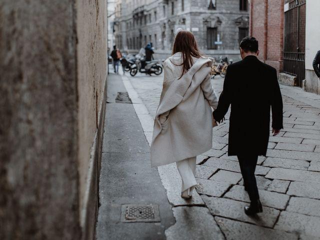 Il matrimonio di George e Antoniette a Milano, Milano 82