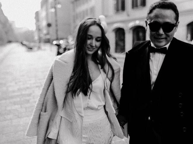 Il matrimonio di George e Antoniette a Milano, Milano 95