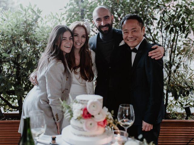 Il matrimonio di George e Antoniette a Milano, Milano 148