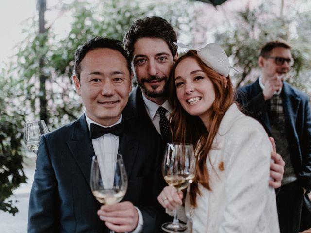Il matrimonio di George e Antoniette a Milano, Milano 151