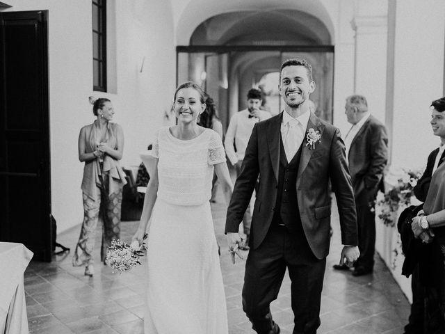 Il matrimonio di Alberto e Valentina a Parma, Parma 79
