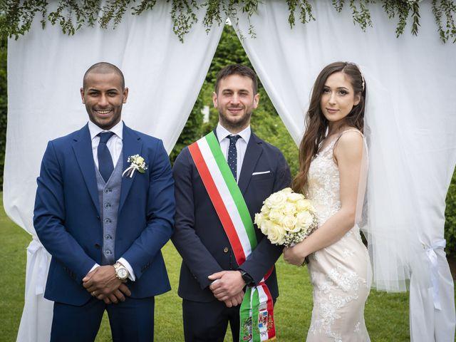 Il matrimonio di Marco e Giulia a Brescia, Brescia 15