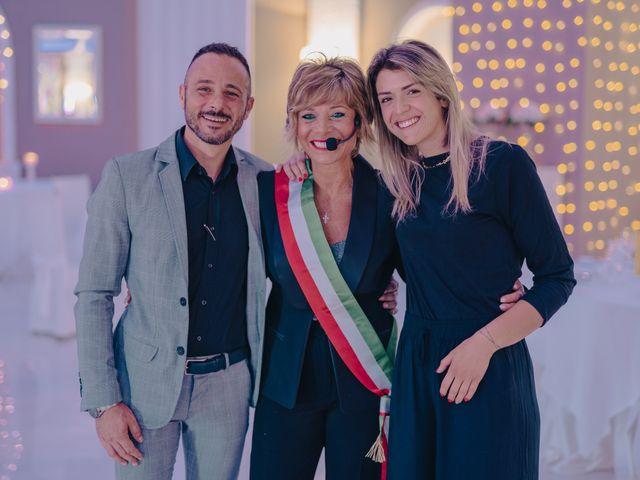 Il matrimonio di Raffaele e Alessandra a Pisticci, Matera 15
