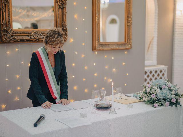 Il matrimonio di Raffaele e Alessandra a Pisticci, Matera 16