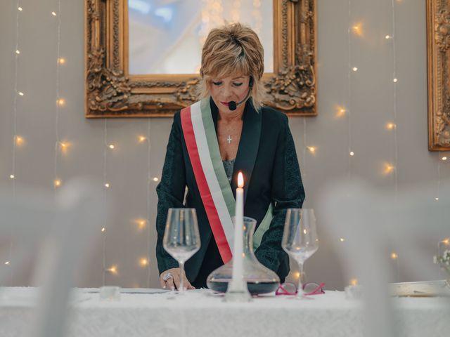 Il matrimonio di Raffaele e Alessandra a Pisticci, Matera 18