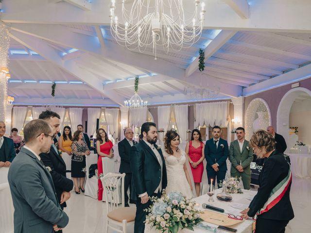 Il matrimonio di Raffaele e Alessandra a Pisticci, Matera 25