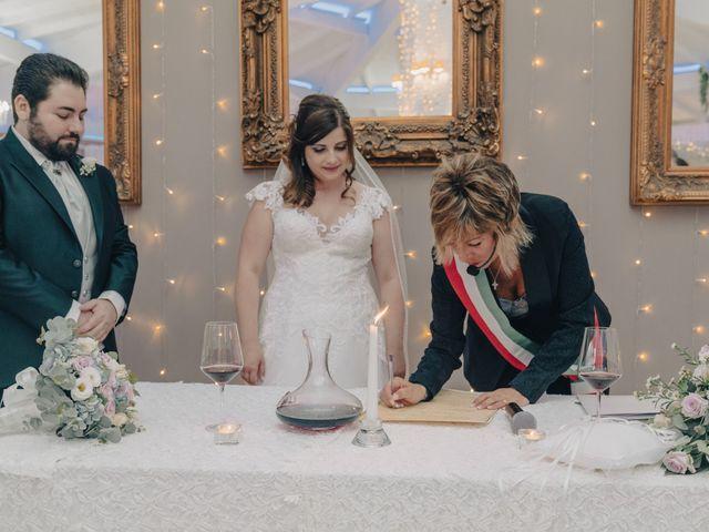 Il matrimonio di Raffaele e Alessandra a Pisticci, Matera 26
