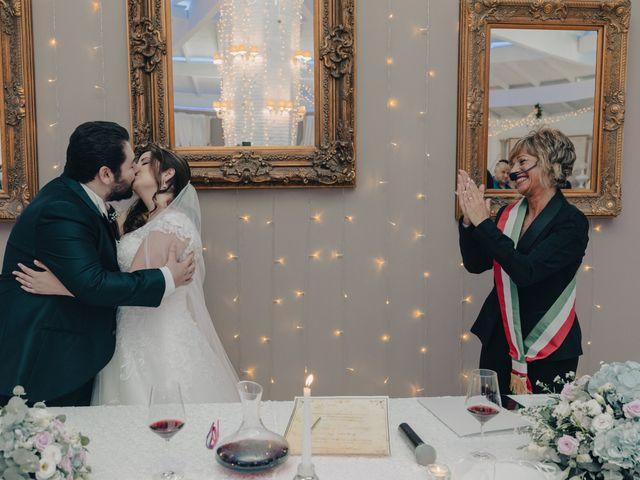Il matrimonio di Raffaele e Alessandra a Pisticci, Matera 27