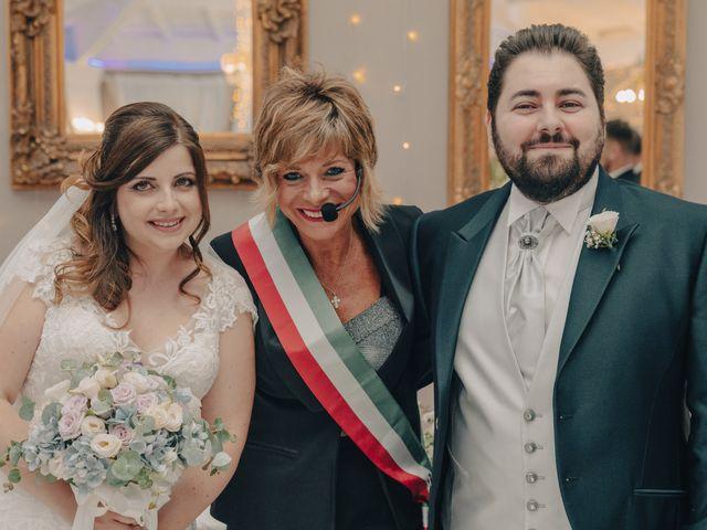 Il matrimonio di Raffaele e Alessandra a Pisticci, Matera 31