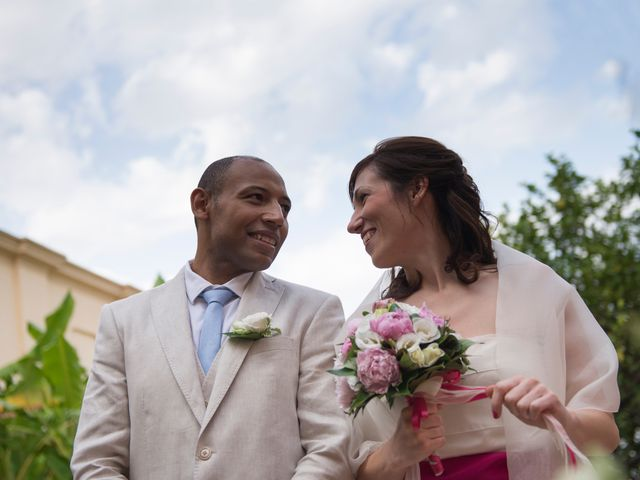 Il matrimonio di Luis e Silvia a Cagliari, Cagliari 13