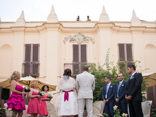 Il matrimonio di Luis e Silvia a Cagliari, Cagliari 15