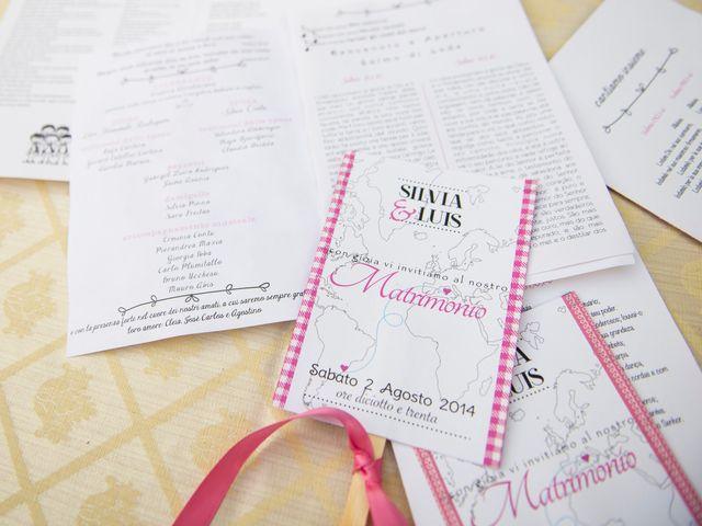 Il matrimonio di Luis e Silvia a Cagliari, Cagliari 19