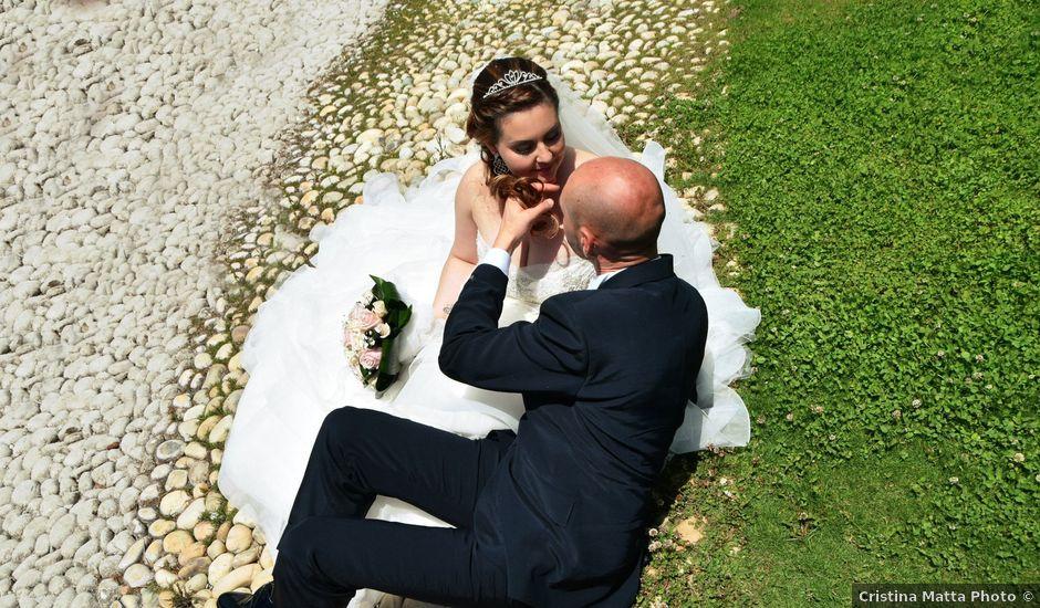 Il matrimonio di Simone e Stefania a Quartu Sant'Elena, Cagliari