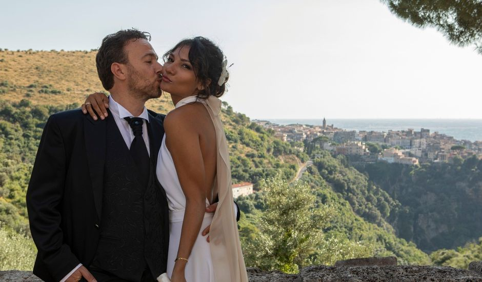 Il matrimonio di Marco e Leandra a Tivoli, Roma