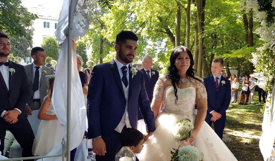 Il matrimonio di Daniela  e Mattia  a Gorgo al Monticano, Treviso