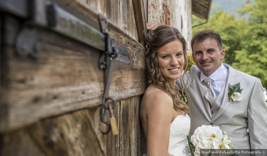 Il matrimonio di Denis e Elisa a Feltre, Belluno