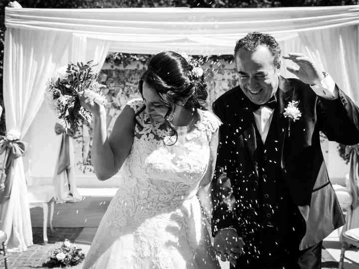 le nozze di Manola e Aldo