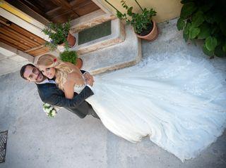 Le nozze di Andrea e Angela