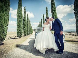 Le nozze di Camilla e Enrico