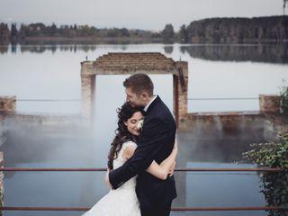 Le nozze di Milena e Alin
