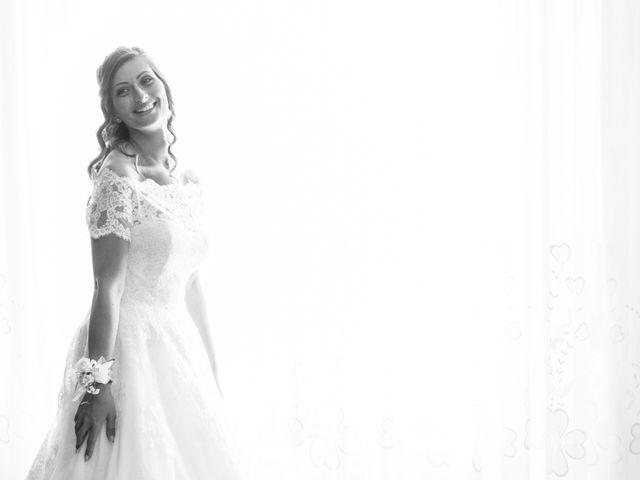 Il matrimonio di Luigi e Vanessa a Vittuone, Milano 4
