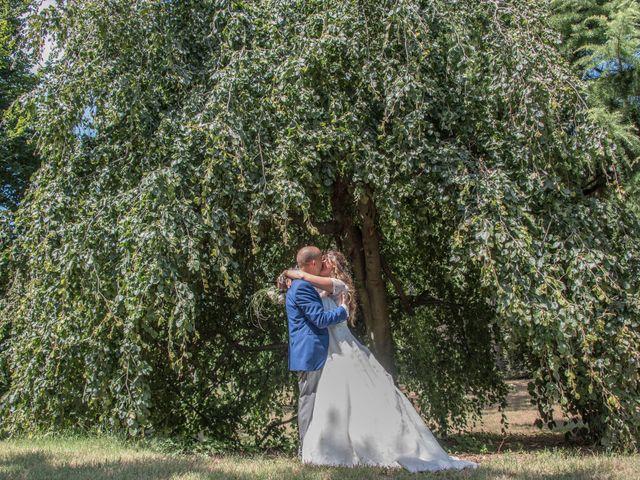 Il matrimonio di Luigi e Vanessa a Vittuone, Milano 9
