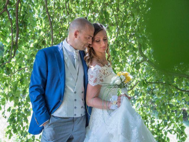 Il matrimonio di Luigi e Vanessa a Vittuone, Milano 11