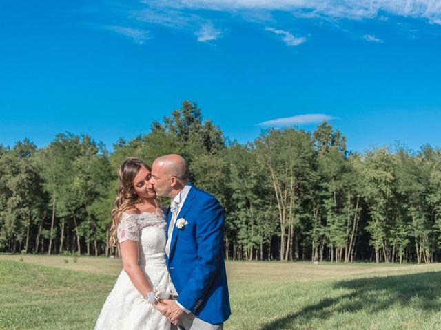 Il matrimonio di Luigi e Vanessa a Vittuone, Milano 17