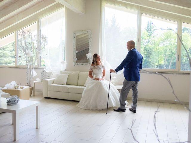 Il matrimonio di Luigi e Vanessa a Vittuone, Milano 20