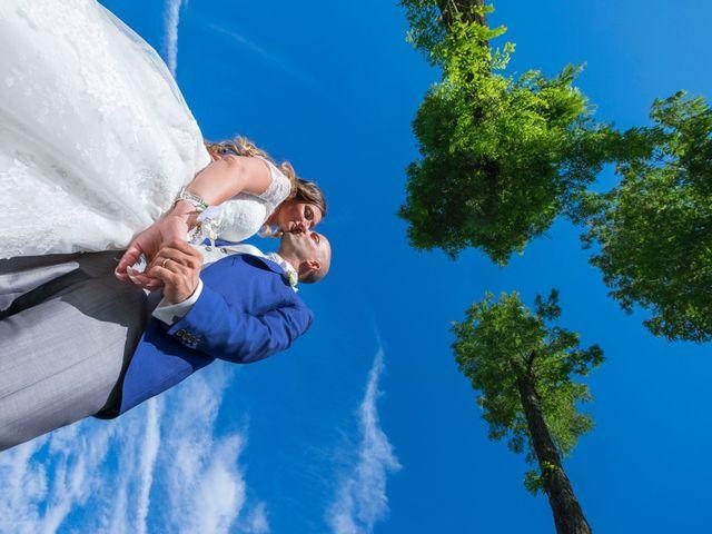Il matrimonio di Luigi e Vanessa a Vittuone, Milano 2