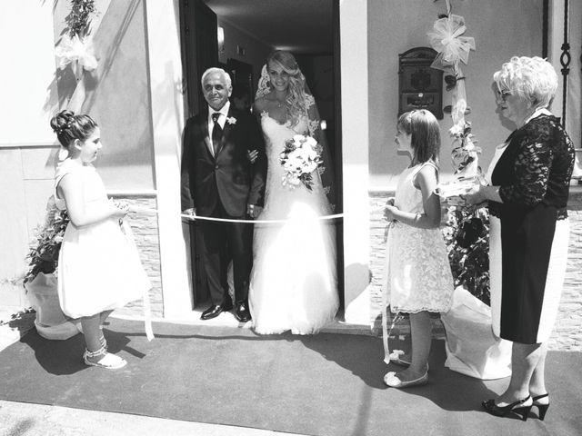 Il matrimonio di Angela e Andrea a Pratola Peligna, L'Aquila 33
