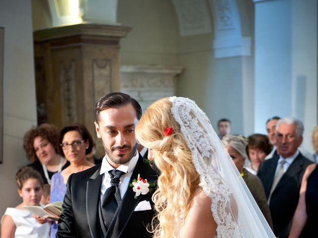 Il matrimonio di Angela e Andrea a Pratola Peligna, L'Aquila 39