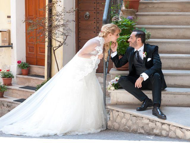 Il matrimonio di Angela e Andrea a Pratola Peligna, L'Aquila 50