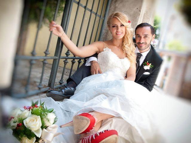 Il matrimonio di Angela e Andrea a Pratola Peligna, L'Aquila 51