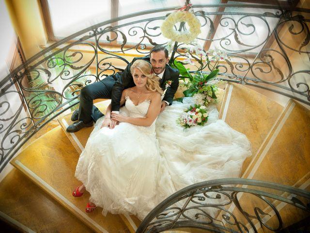 Il matrimonio di Angela e Andrea a Pratola Peligna, L'Aquila 1