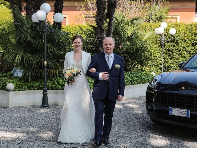 Il matrimonio di Roberto e Stefania a Monza, Monza e Brianza 20