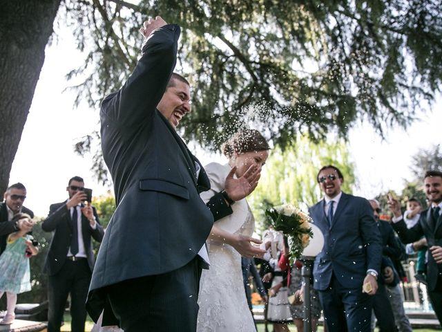 Il matrimonio di Roberto e Stefania a Monza, Monza e Brianza 36