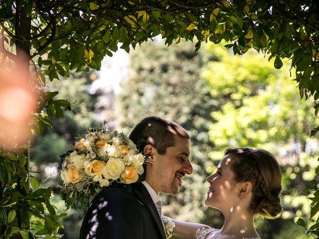 Il matrimonio di Roberto e Stefania a Monza, Monza e Brianza 44