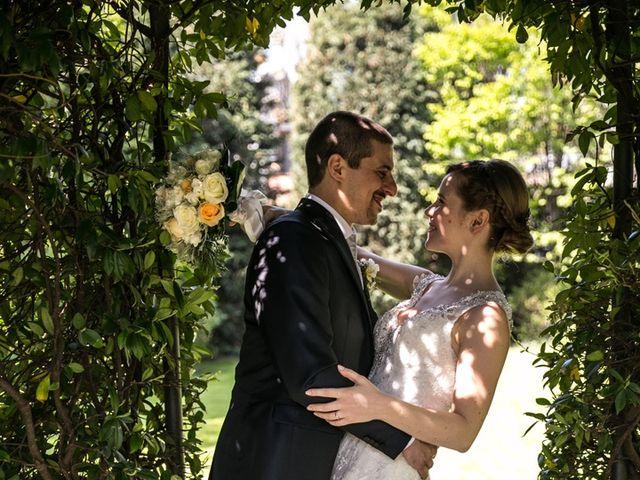 Il matrimonio di Roberto e Stefania a Monza, Monza e Brianza 45
