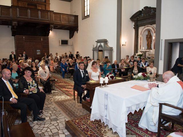 Il matrimonio di Cristian e Martina a Cascina, Pisa 6