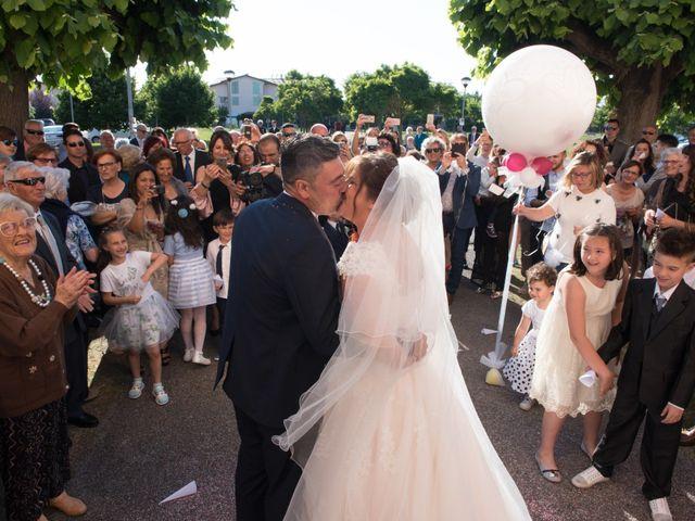 Il matrimonio di Cristian e Martina a Cascina, Pisa 8