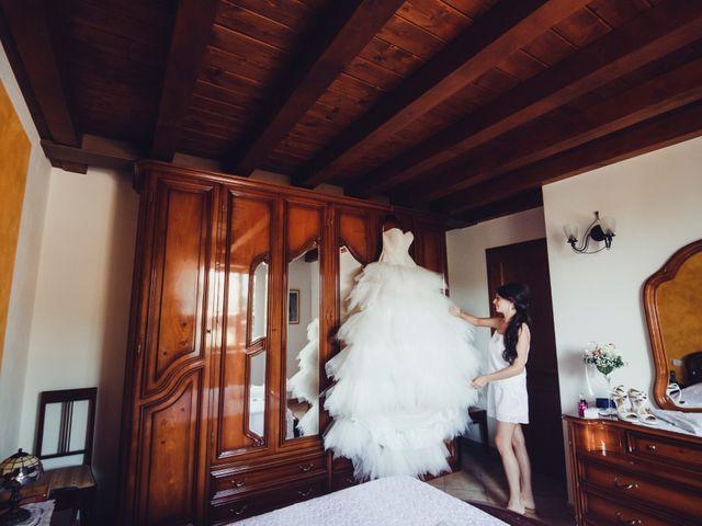 Il matrimonio di Tommaso e Raffaella a Verona, Verona 1