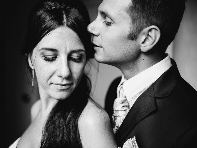 le nozze di Raffaella e Tommaso