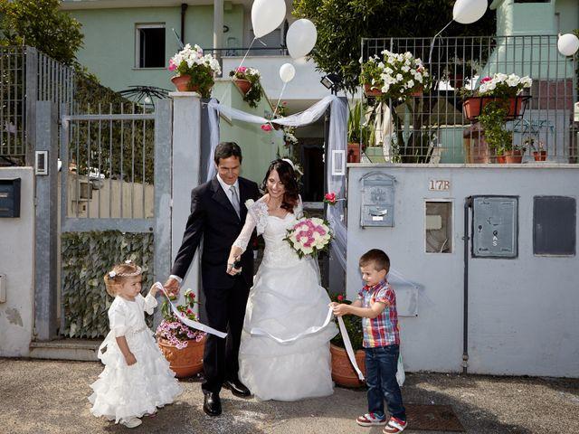 Il matrimonio di Davide e Giusy a Nettuno, Roma 10