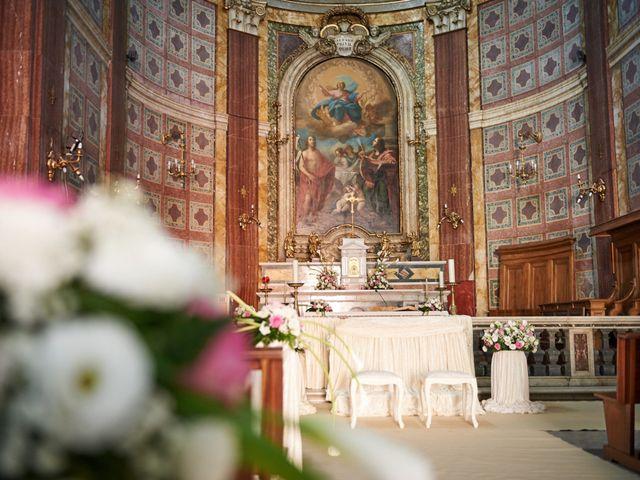 Il matrimonio di Davide e Giusy a Nettuno, Roma 16