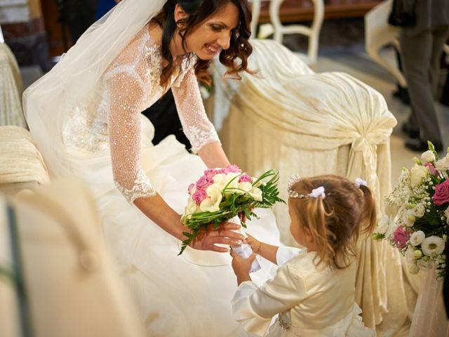 Il matrimonio di Davide e Giusy a Nettuno, Roma 17