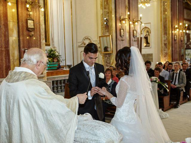 Il matrimonio di Davide e Giusy a Nettuno, Roma 18