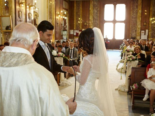Il matrimonio di Davide e Giusy a Nettuno, Roma 19